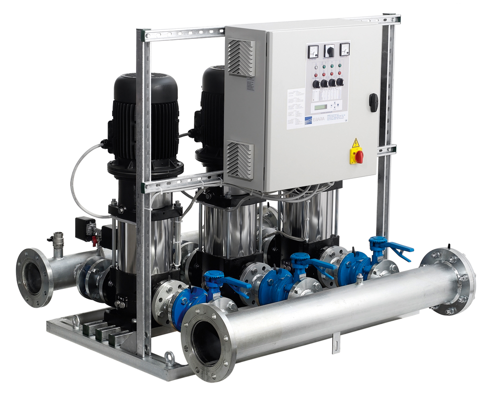 Pressure Booster Systems : Seven seas solutions